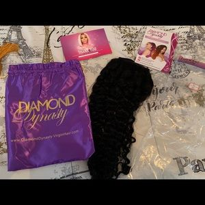 "Diamond Dynasty Beautiful Ponytail ""NEW"""